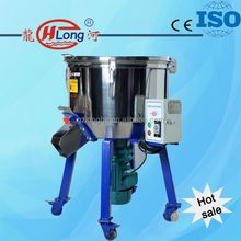 Stainless steel blender for powder mixing