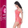 Wholesale Erotic Ladies Night Dress Sleepwear Tassels Sexy Lingerie