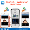 2016 new Smart IP Video Door Phone for apartment/wifi ip door phone/wifi doorbell camera wifi password