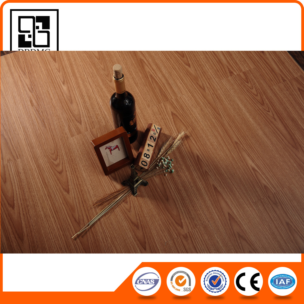 Glueless Click lock Nature anti-scratch exotic wood pattern texture plank LVT vinyl pvc flooring