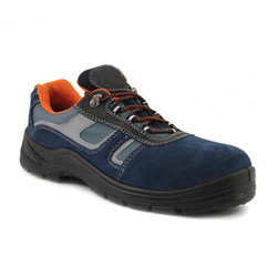 Lady Steel Toe Safety Work Shoes For Women