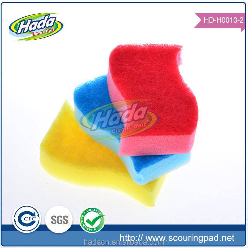 Factory direct sale kitchen magic cleaning sponge for kitchen room