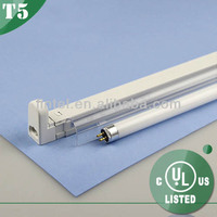 Factory low price 12w T5 fluorescent light fixture