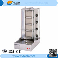 Hot Sale High Quality CE Automatic Doner Shish Kebab Making Machine