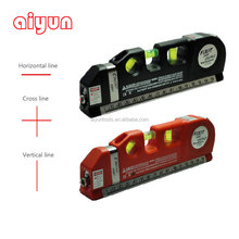 Electronic Laser level, level measurement, laser measuring instrument Horizon Vertical Measure Tape