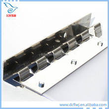 Metal, stainless steel 304 hardware accessories curtain rail track