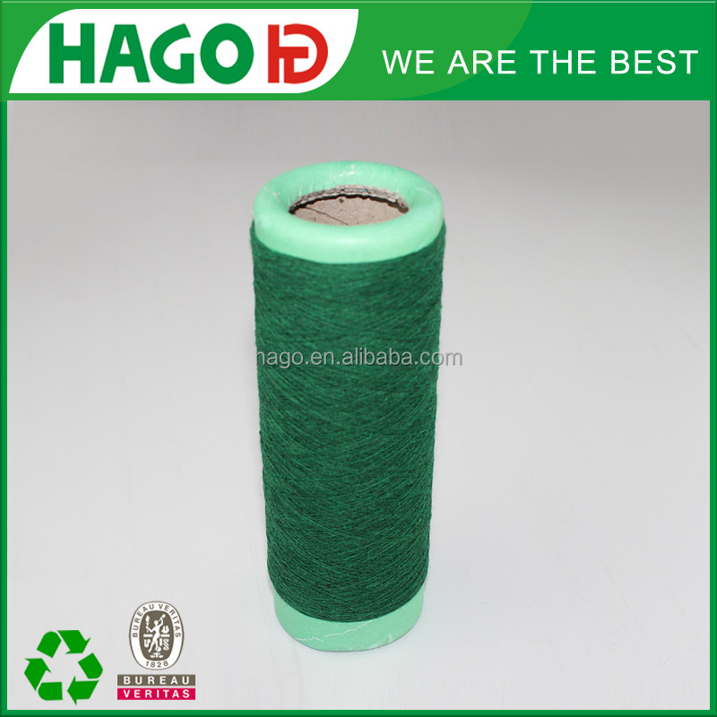 open end recycled polyester spaghetti carpet yarn