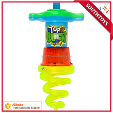 Light Up Spinning Top Toy