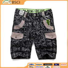 BSCI OEKO Factory Boy Wear Clothes Cotton Child Cargo Pants Of Online