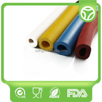 Fashion new design silicone rubber extrusion foam strips