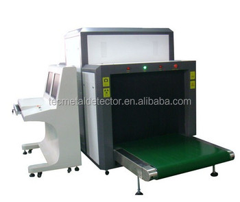 China Manufacturer Factory Directly Supply TEC-10080 Airport X Ray Baggage Inspection Scanner
