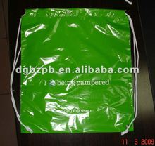Promotional Polyester Drawstring Bag, Drawstring Backpack