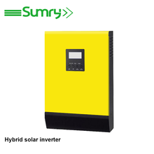 high frequency single phase off grid dc to ac pure sine wave 1KVA to 5KVA hybrid solar inverter solar power system