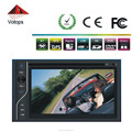 6.2inch double din Car Stereo Radio DVD Player with GPS function