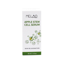 OEM/ODM/ Private label Anti aging apple stem cell facial serum for face skin care