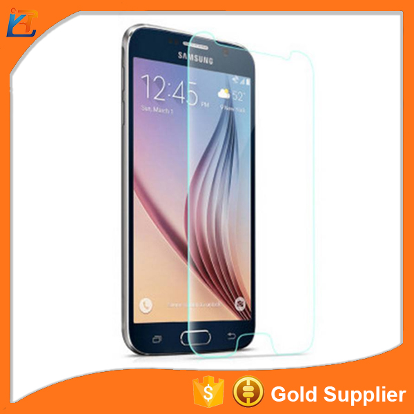 HD clear tempered glass film screen protector for samsung galaxy s3 / s4 / s6 / s5302 / s5610 / s5830