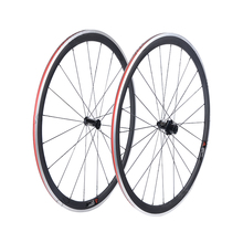 700c 38mm depth 25mm width clincher carbon road bike wheel set racing bicycle wheels