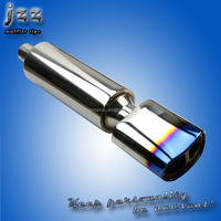 auto parts car js racing exhaust muffler