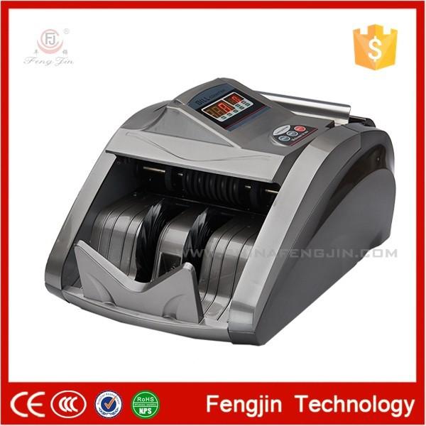 WJDFJ06D India's First INTELLIGENT Note Counter machine