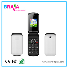 New Wifi 1.77 Inch Good Quality Flip Feature Phone Mi For Iphone 7 Mobile Phone Unlocked