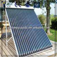 2016 New style solar thermal collector with China Manufacture for solar water heating
