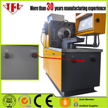 High quality used alternator common rail injector test bench of china diesel fuel