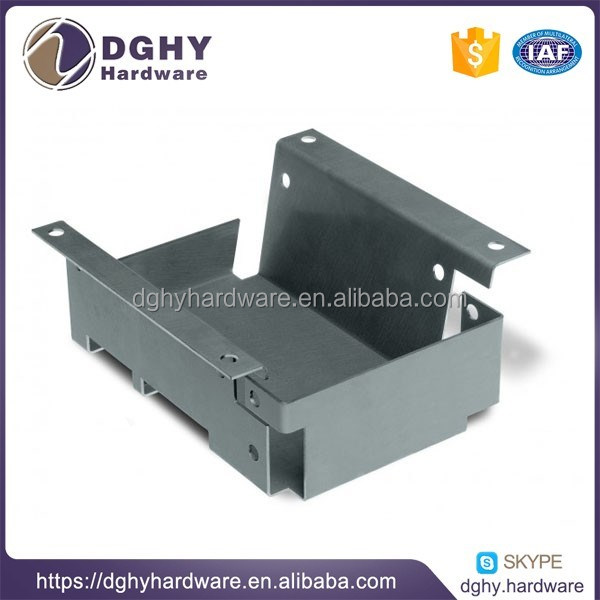Kindle New customized galvanized electronic metal stamping/punching /pressing part in Guangdong