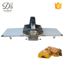 Heavy duty bread bakery equipment table top dough sheeter puff pastry sheet Making Machine