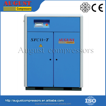 Price Of Vsd Air Compressor , Screw Air Compressor For Painting