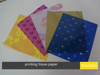 22g scented gift wrap tissue printing paper