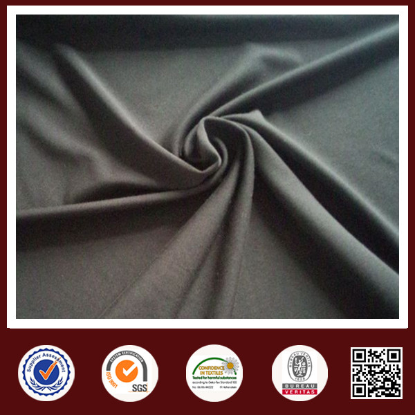Feimei Breathability Rayon Poly and Spandex R/N Ponte Roma knitted fabric made in china fabrics