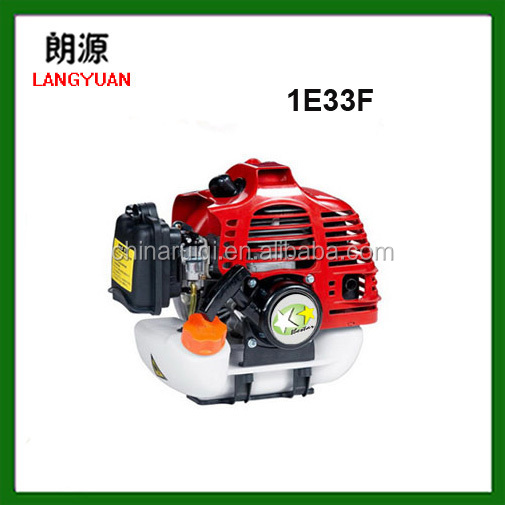 brush cutter engine grass trimmer engine garden tool Power plant, hedge trimmer, water pump engine 1E33F
