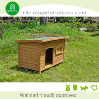 Professional made fir wood deluxe buy dog houses