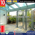 Aluminium Folding Door For Sun House