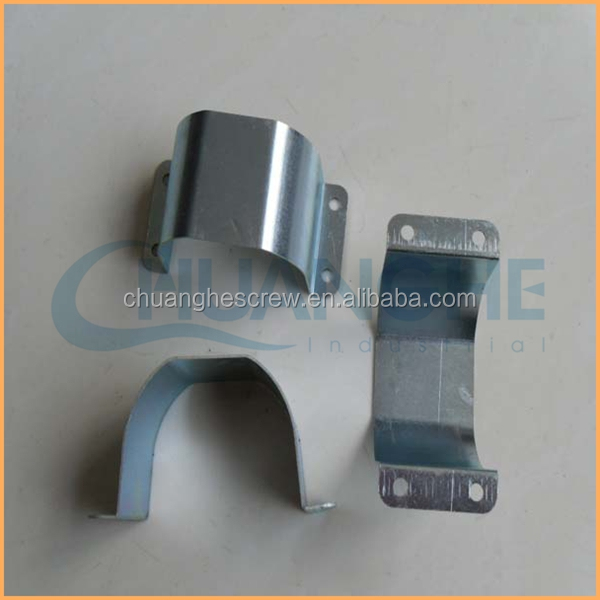 Factory supply high quality sheet stamping metal spring clip