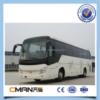 Euro 4 Emission Standard 60-65 seats luxury coach Used for Bad Road Situation