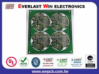 CCTV Video Surveillance Main PCB for Security System and Product Printed Circuit Board