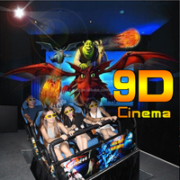 2016 the most valuable and hot cinema simulador 9D de 5D 7D 9D 12D cine factory in China