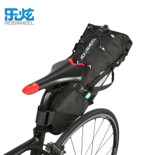 Roswheel Bikepacking Series 7Litre 430g Nylon Bicycle Bike Seat Pack Saddle Bag Bicycle Bag