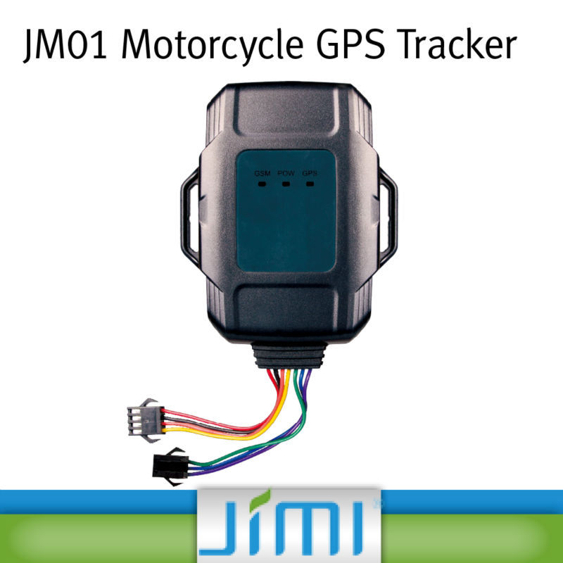 JM01 waterproof gps two wheeler tracker with SOS Button and Remote Engine Cut Off Function