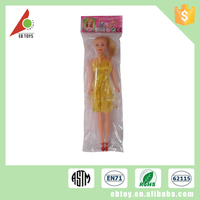 Fashion design colorful plastic baby dress-up buy american girl dolls