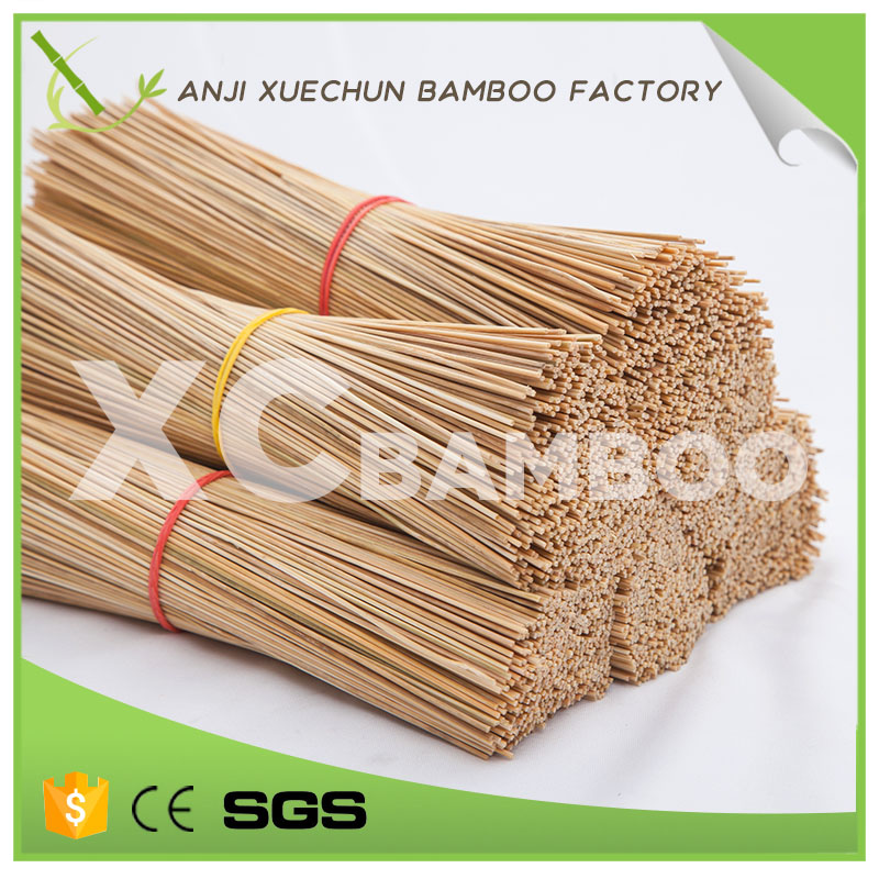 First layer 1.3*225mm vietnam raw incense sticks