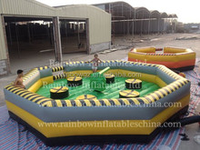 High quality amusement mechanical bull rides for sale