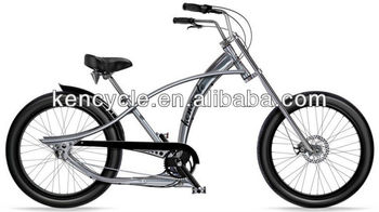 24 inch inner 3 speed Alloy adult beach cruiser SY-BC2438