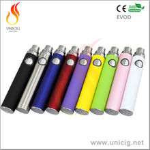 best quality beautiful e cig battery evod