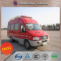 China Supplier Mobile Command Vehicle