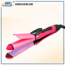 2013 best hair curlers curling iron new 3 in 1 hair straightener and curling iron
