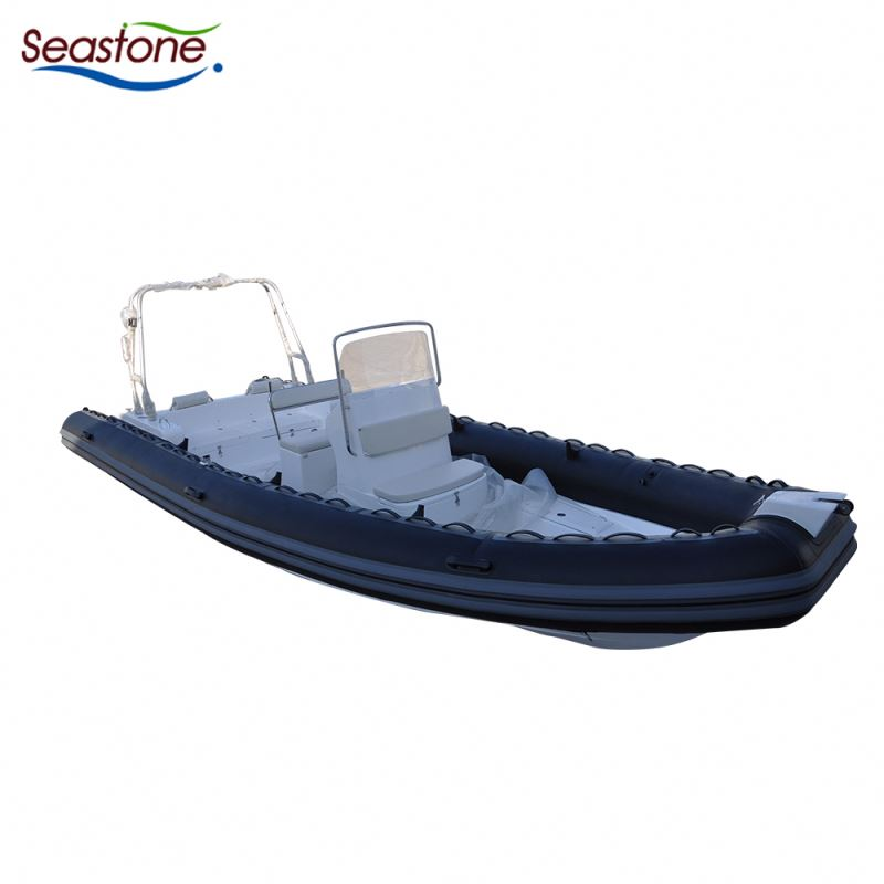 Boat Hand Custom-Built Foldable rib Boat