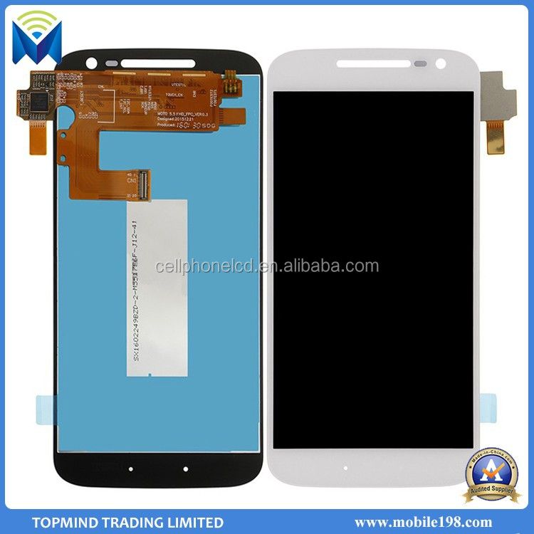Mobile Phone LCD for Motorola Moto G4 LCD with Touch Screen