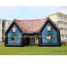 Big Inflatable Bar Inflatable Party Tent House,Military Inflatable Tent Price